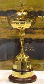 Le Trophée de la Ryder Cup