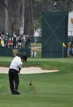Au golf, c'est la zone où tout se joue