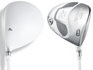 cobra ALL WHITE ZL Driver