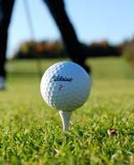 Pour faire votre meilleur swing de golf, engagez-vous !