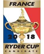 Candidature de la France à l'organisation de la Ryder Cup 2018