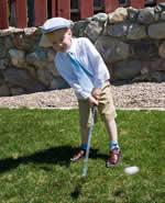Des clubs de golf adaptés à chacun
