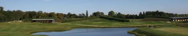 Pitch & putt : parcours d'entraînement au golf