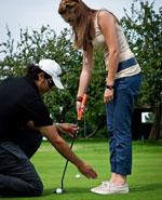 Rien ne remplace une leçon avec un pro de golf !