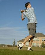 Au golf, engagez-vous avec la bonne stratégie !