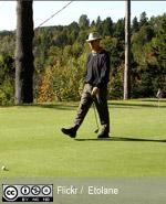 La routine est vitale pour un bon coup de golf
