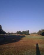 Au golf, il n'y a pas d'heure pour les braves