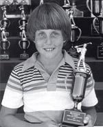 Phil a débuté le golf à 3 ans