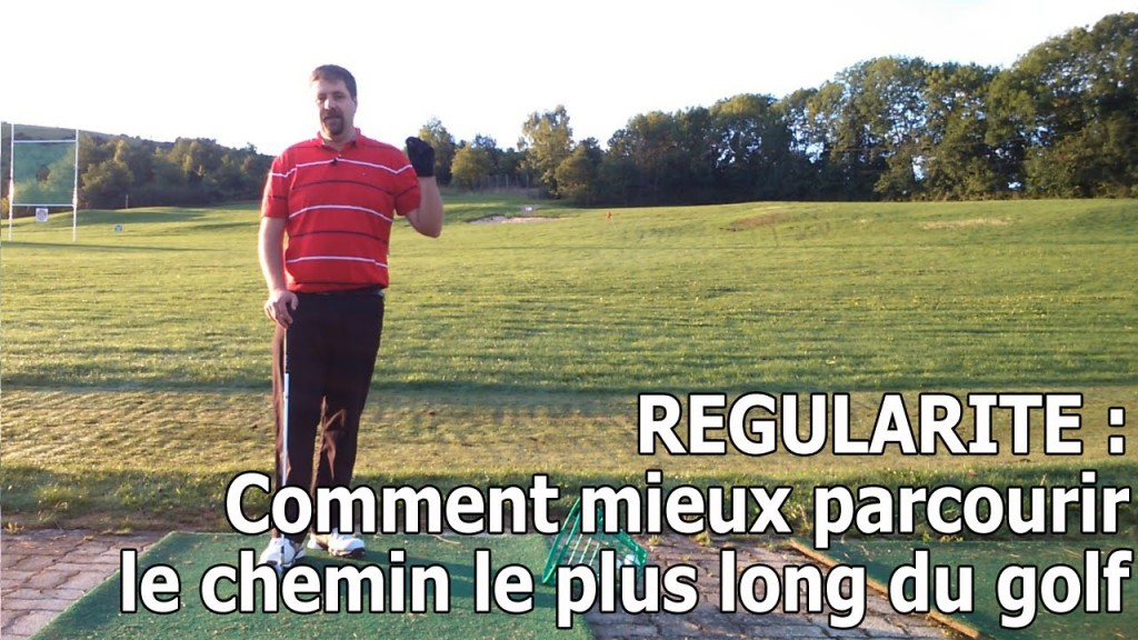 Le chemin le plus long du golf