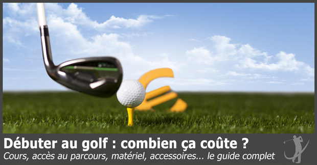Débuter au golf, combien ça coûte ? Le guide complet